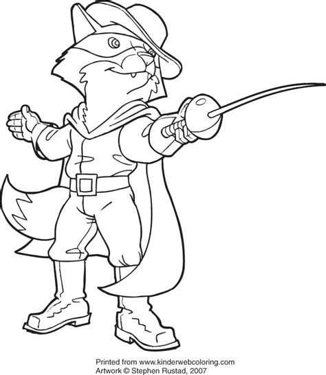 coloring pages for zorro of zorros sword free colouring pages
