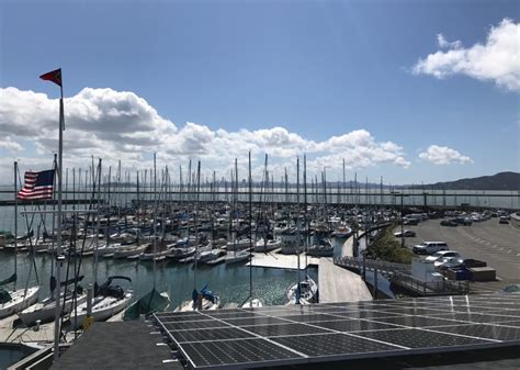 yacht yearly cost solar installation saves california yacht club almost half