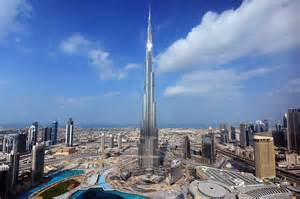 burj khalifa top floor view wallpaper