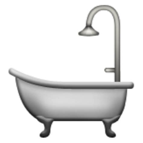 Easiest Way To Clean Bathtub Bathtub Emoji U 1f6c1