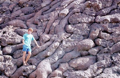 How Is Pillow Lava Formed by The Pillow Lavas Of Oman Ophiolite Amusing Planet