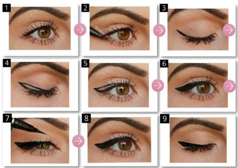 tutorial eyeliner penna comment mettre de l eye liner