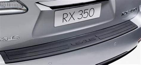 lexus accessories australia lexus rx scuff guard