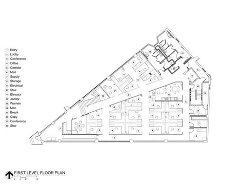 flatiron building floor plan plico at the flatiron elliott associates architects
