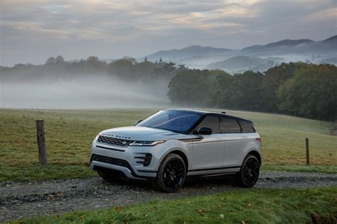 2019 Range Rover Evoque by 2019 Range Rover Evoque Is Here To Take On Bmw X2