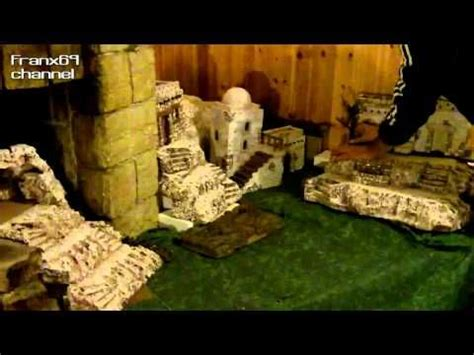 youtube make a village display how to make an nativity displays villages