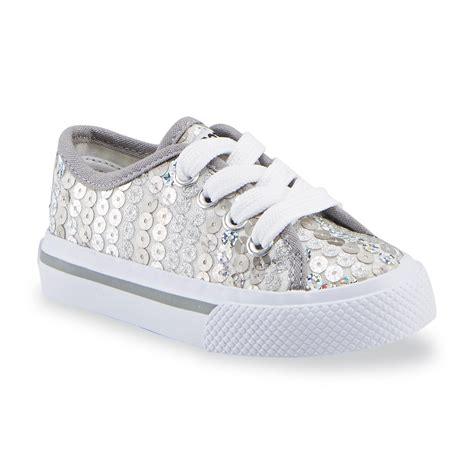 silver sequin sneakers joe boxer toddler s repeat silver sequin fashion sneaker