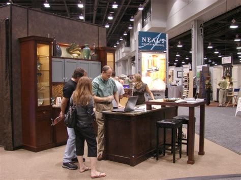 image gallery home show booth ideas