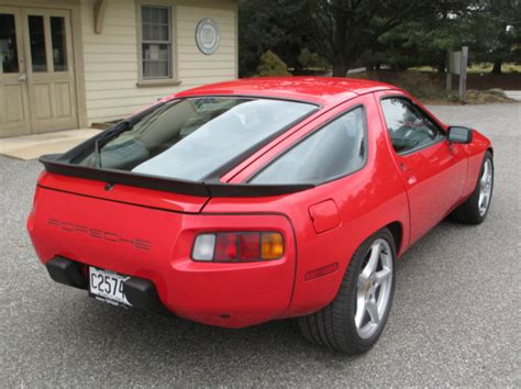 how to sell used cars 1985 porsche 928 engine control 1985 porsche 928s german cars for sale blog