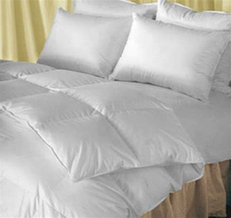 heavy down alternative comforter natural comfort classic heavy fill down alternative duvet