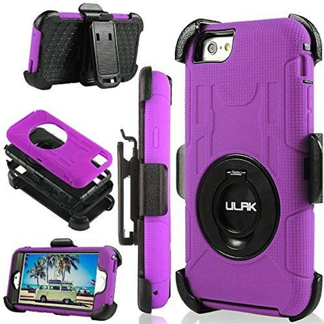 Iphone 6 47 Inch Hybrid Armor Hardcase Cover iphone 6 ulak armor jacket for apple iphone 6 47 inch belt clip holster heavy duty