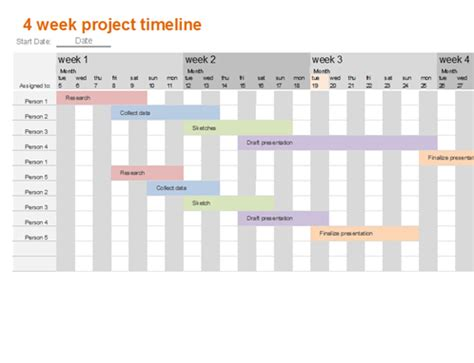 timeline sle in word project timeline with milestones office templates