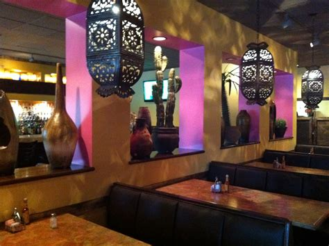 restaurant decorations no mas carves custom furniture niche in west midtown