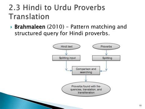 Pattern Matching Meaning In Urdu   khirulnizam malay proverb detection mobilecase 19 sept