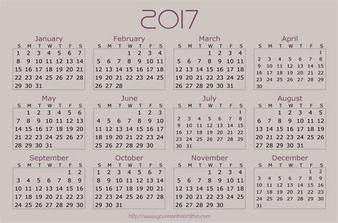 calendar printable images