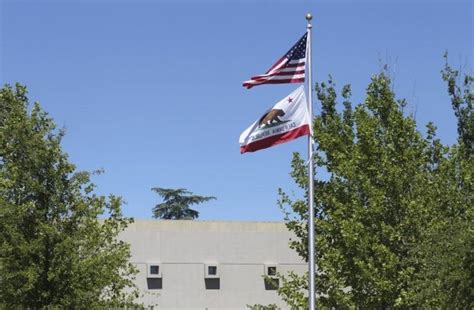 An American Flies Again Treasures American Flag Flies Again At Redding Library Flag News