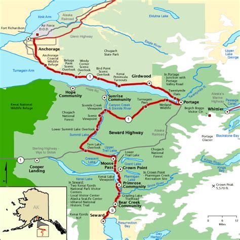 Seward Highway Wikip 233 Dia