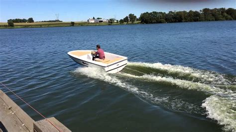 electric boat fast electric boat youtube