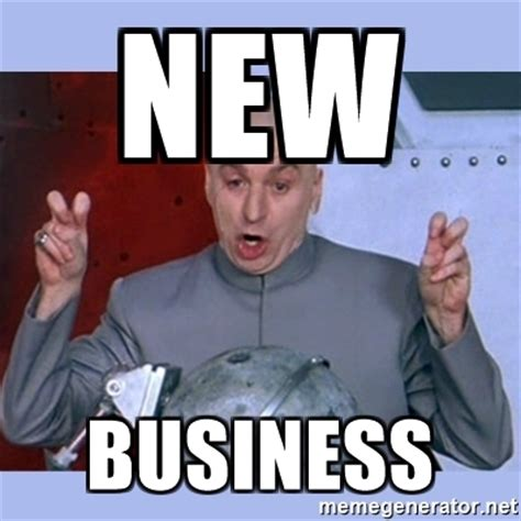 new business dr evil meme meme generator