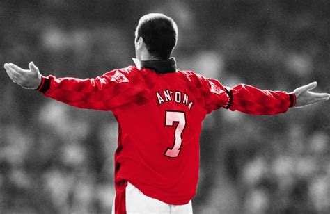 The King Cantona eric cantona why the king is football s one and only true