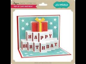 birthday pop out cards pop up card birthday