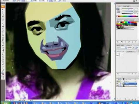 tutorial photoshop cs5 efecto explosión de cara youtube cara membuat wpap dengan photoshop 187 ahli desain jasa