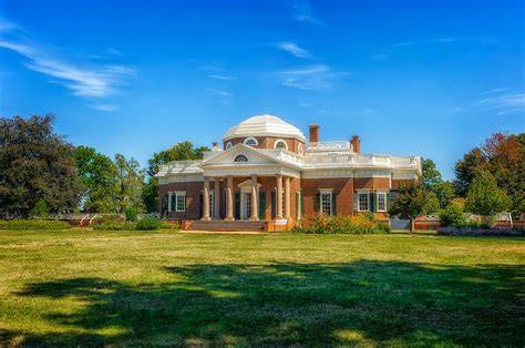 jefferson home monticello 7 photograph by frank