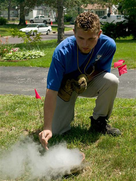 Plumbing Smoke Test Cost by Sewer Testing With Superior Smoke Generators And Blowers