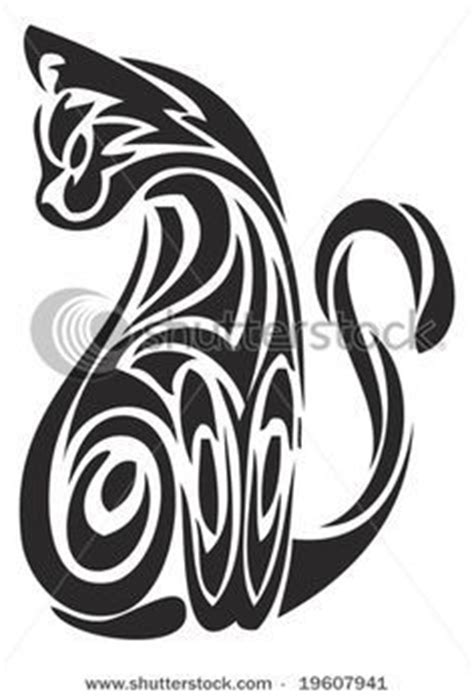 celtic cat tattoo designs celtic cat photo cat tattoos