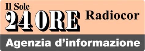 sole 24 ore banche dati home page radiocor