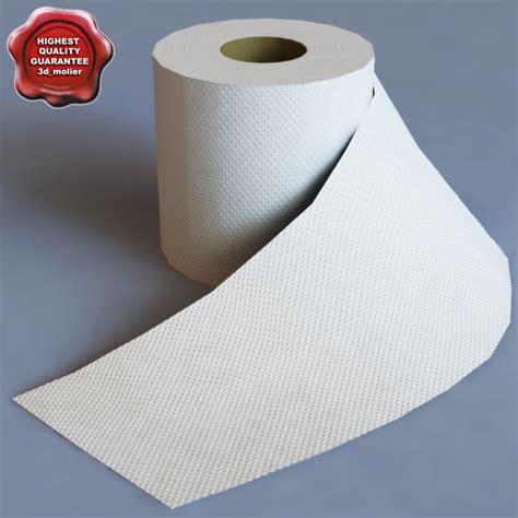 toilet paper 3d 3d toilet paper