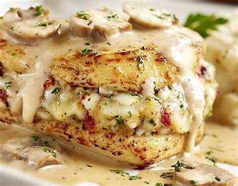 Olive Garden Stuffed Chicken Marsala Recipe by Stuffed Chicken Marsala Best Cooking Recipes In The World
