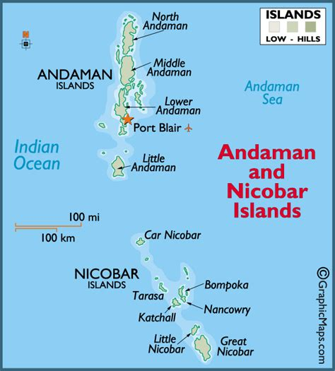 Andaman And Nicobar Outline Map by Andaman And Nicobar Islands Tourism Information With District Pin Code Details Pin Code Of India