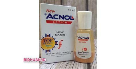 obat acnol lotion obat anti acne untuk mengatasi jerawat pada wajah berbagi opini