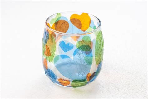Can You Decoupage Glass - diy luminary decoupage on glass diy for