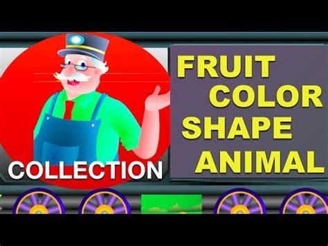 learning collection vol 1 learn colors shapes