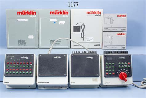 konv m 228 rklin digital h0 dabei 2 x 6017 booster 6002 trafo 2 x 6021 unit 6040 keyboar