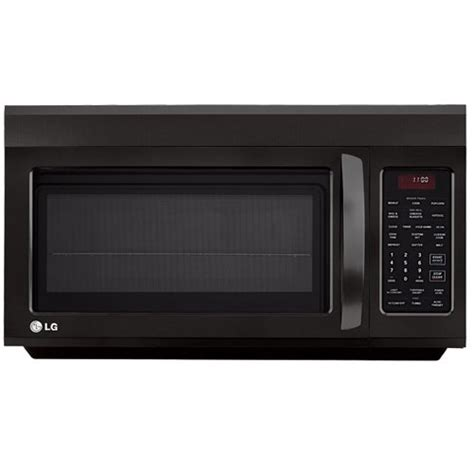 Microwave Lg Low Watt low price lg otr 1 8 cf 1100 watt microwave black best