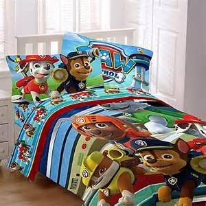 Personalized Dog Bed Buy Nickelodeon Paw Patrol Twin Full Comforter From Bed