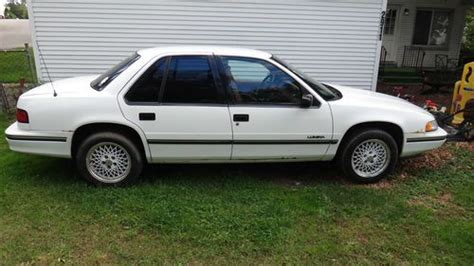 how to fix cars 1993 chevrolet lumina electronic valve timing sell used 1993 chevy lumina 4 door white with burgundy interior in keego harbor michigan