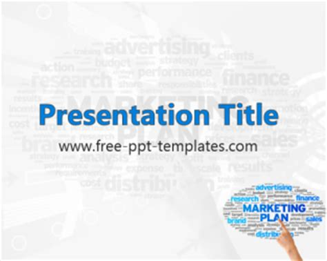 marketing plan template free powerpoint marketing plan template free powerpoint templates