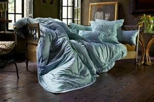 Fur Duvet Cover Lili Alessandra Vendome Seafoam Silk Amp Sensibility Velvet