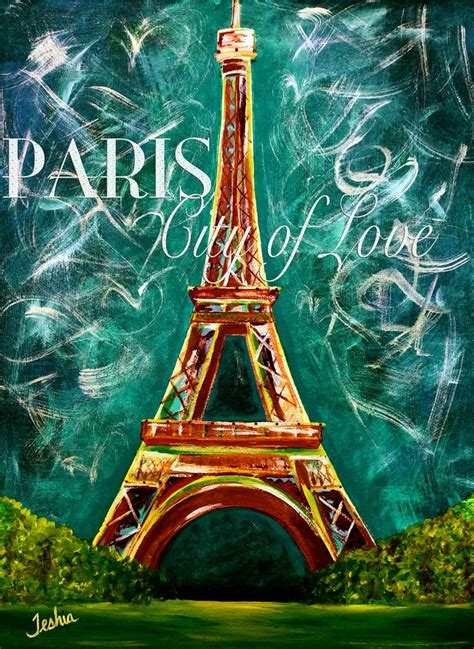 50 best images about paint on original paintings eiffel tower painting and a