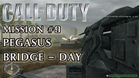 Happy Call By Vegasus call of duty mission 9 pegasus bridge day