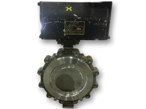 Valve Stainless 12 Used 12 Quot Keystone 316 Stainless Steel Butterfly Valve Valves