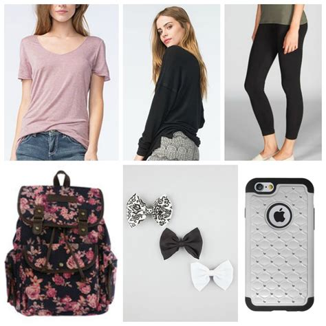 popular tween clothing tween girl holiday gift guide 20 and under