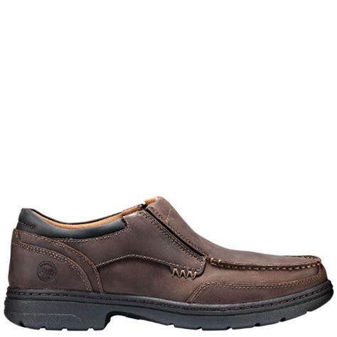 timberland slip on work boots timberland s timberland pro branston soft toe slip