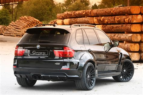 custom bmw x5 g power x5 typhoon black pearl