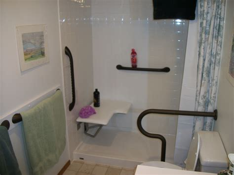 Bath Handrails Notes From The Field Rose Construction Is A Bellingham