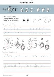 letter writing conventions australia handwriting conventions qld year 2 teachers 4
